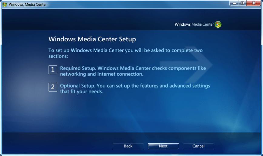 Set Up an HTPC Using Windows 7 and Windows Media Center