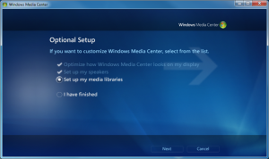 WMC - 10 - Media Libraries