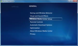 WMC - 15 - Settings_General_WMC Setup