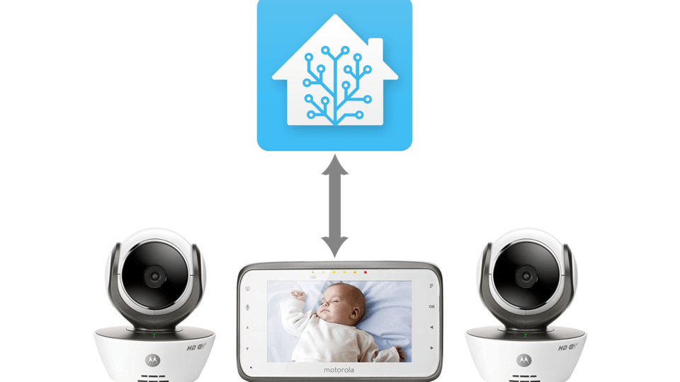 Incorporate a Motorola WiFi Baby Monitor into Home Assistant